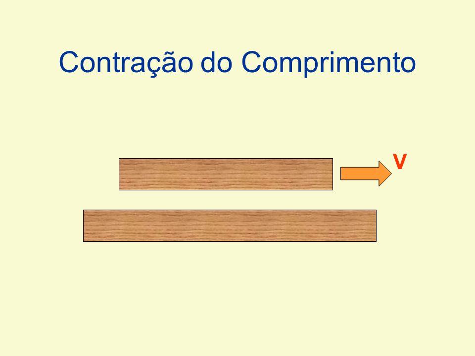 Contração do Comprimento V