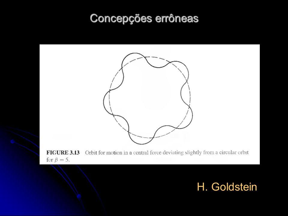 H. Goldstein Concepções errôneas