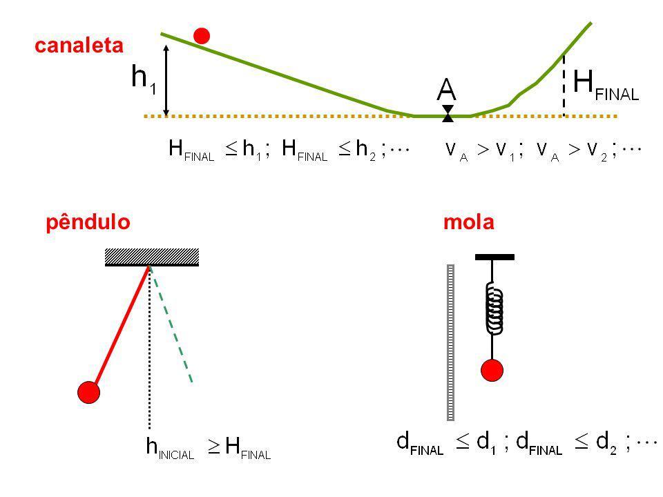 A energia calorífica é uma energia potencial.calor 15 voltas > calor 7 voltas Resposta: NÃO.