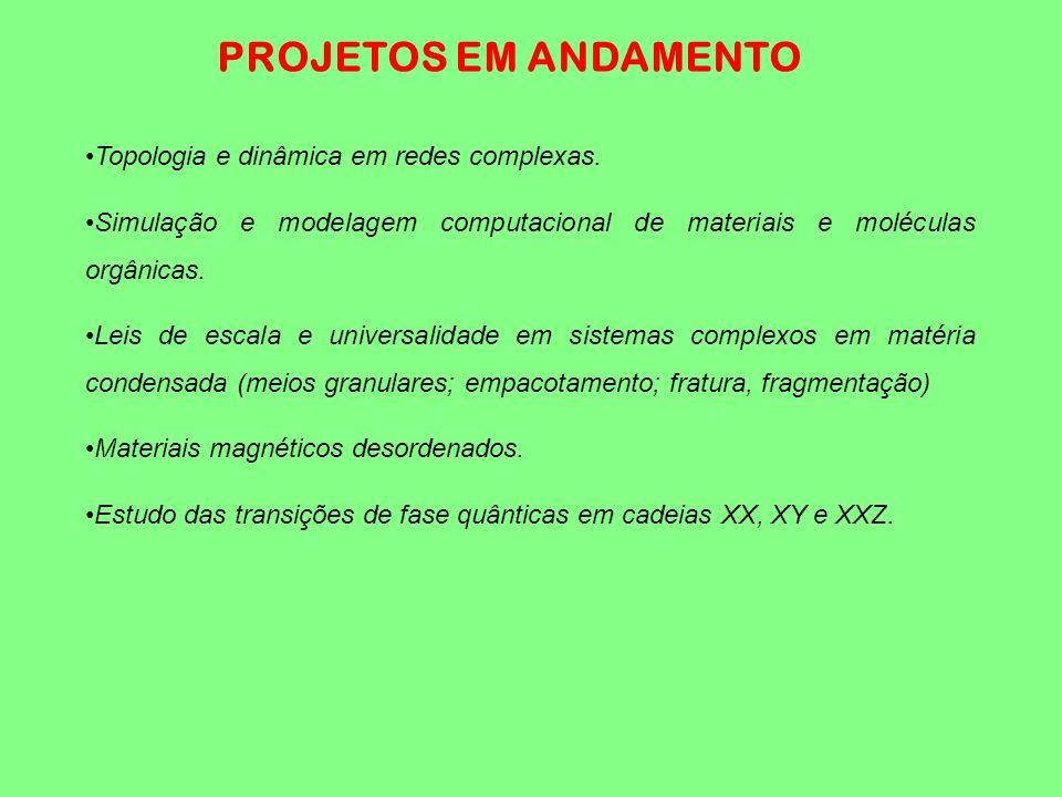 Docente Orientandos ingressos em 2008 Orientandos ingressos em 2009 Orientandos ingressos em 2010 Angel Alberto Hidalgo1-E 2-E Célio Aécio M.