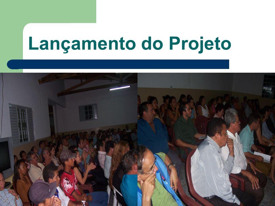 Lançamento do Projeto