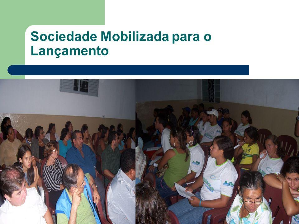 Sociedade Mobilizada para o Lançamento