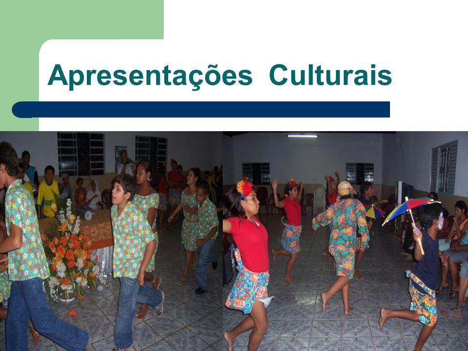 Apresentações Culturais
