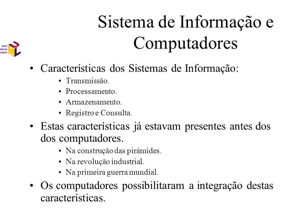 Conclusão Os sistemas de informação estão associados as necessidades cognitivas do homem.