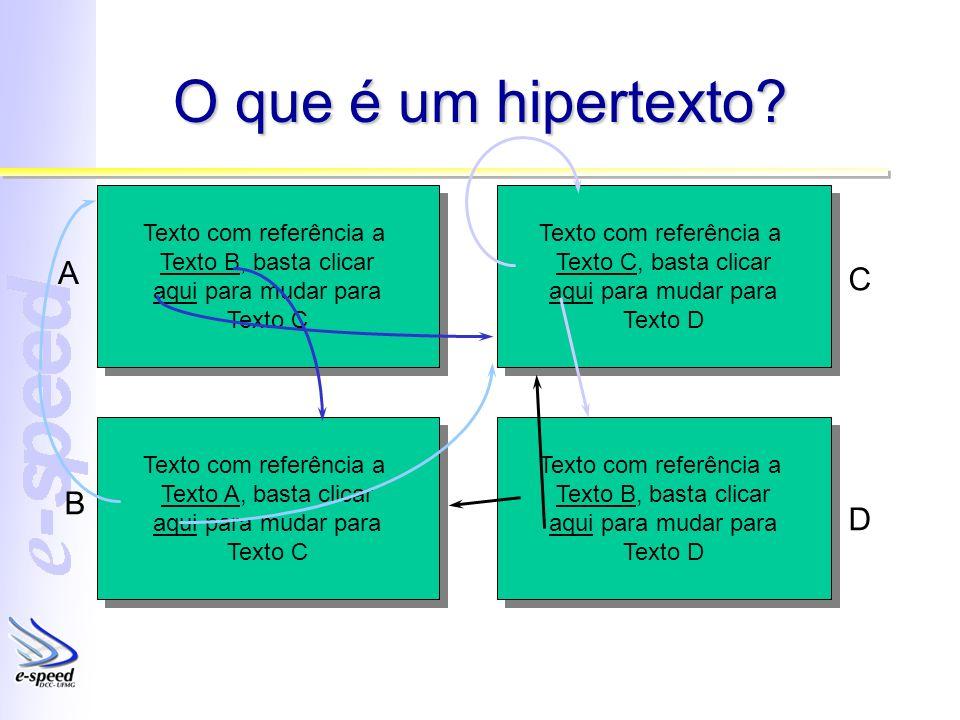 Texto com referência a Texto B, basta clicar aqui para mudar para Texto C Texto com referência a Texto B, basta clicar aqui para mudar para Texto C Te