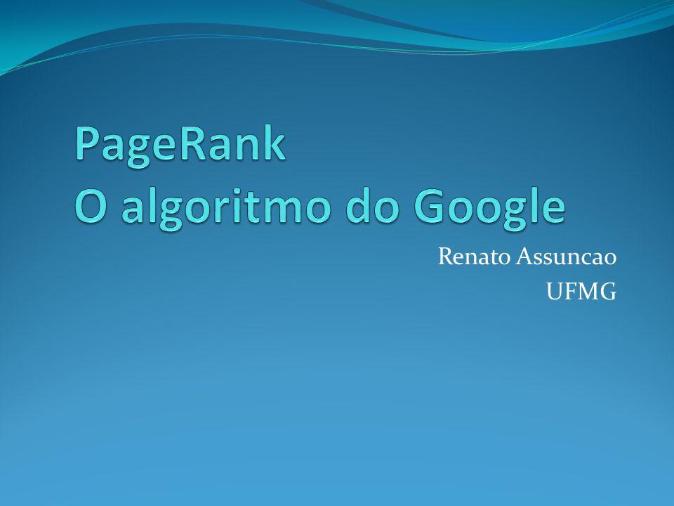 Renato Assuncao UFMG