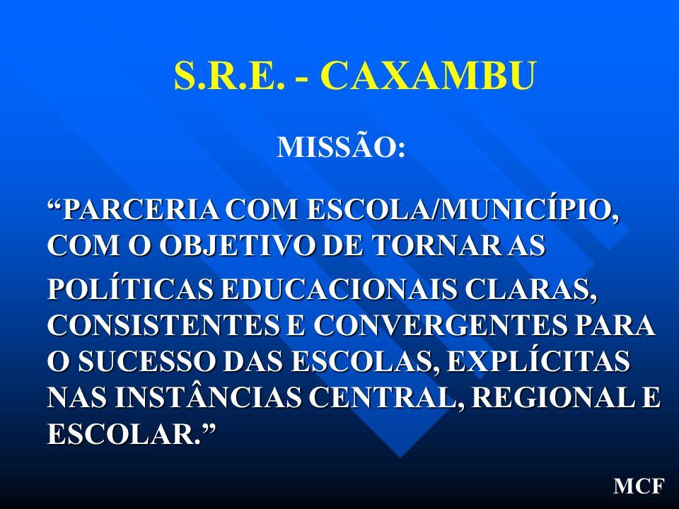 S.R.E. - CAXAMBU POSSE DOS DIRETORES DIA - 08/06/2004 MCF