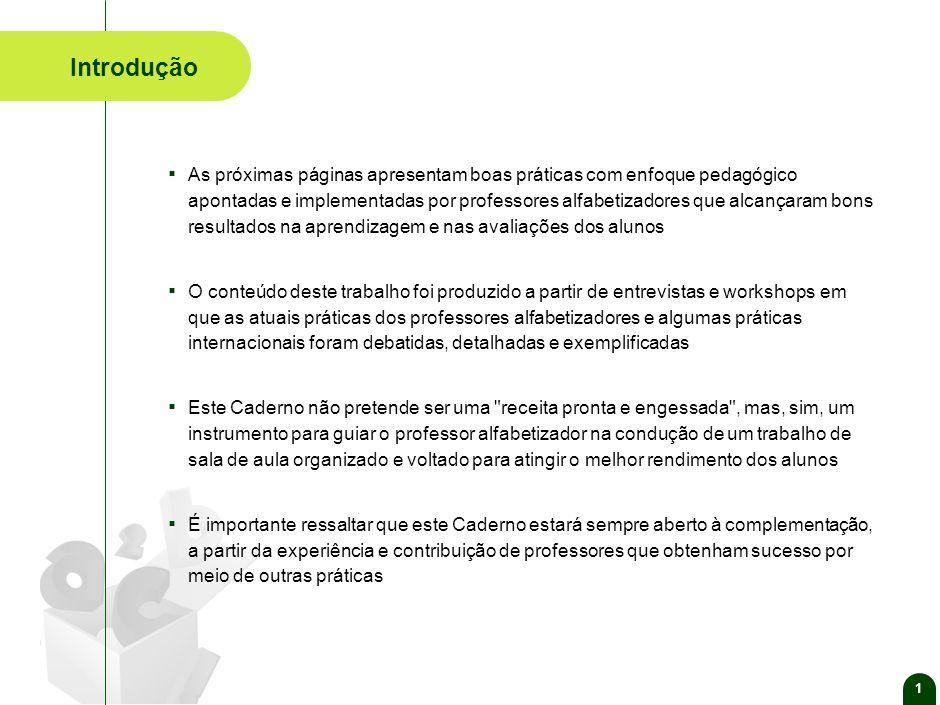 Caderno de Boas Práticas dos Professores Alfabetizadores das Escolas de Minas Gerais Secretaria de Estado de Educação de Minas Gerais-2010