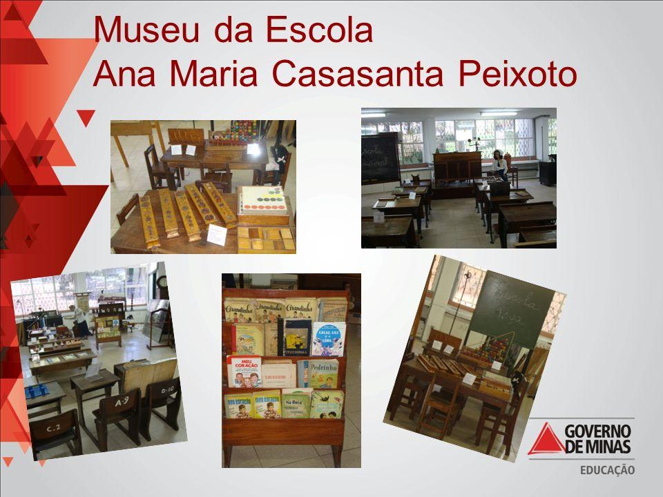 Museu Pedagógico e Laboratório Leopoldo Cathoud É um importante espaço pedagógico criado oficialmente em 1946.