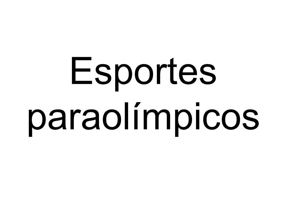 Orientações para o uso dos slides sobre Esportes Paraolímpicos.