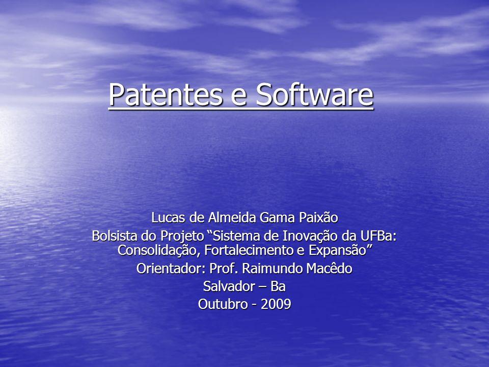 Bibliografia http://www.fsf.org/about/what-is-free-software http://www.fsf.org/about/what-is-free-software http://www.fsf.org/about/what-is-free-software Propriedade Intelectual em Software: o que podemos apreender da experiência internacional.