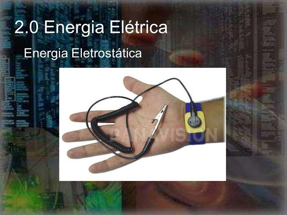 2.0 Energia Elétrica Energia Eletrostática