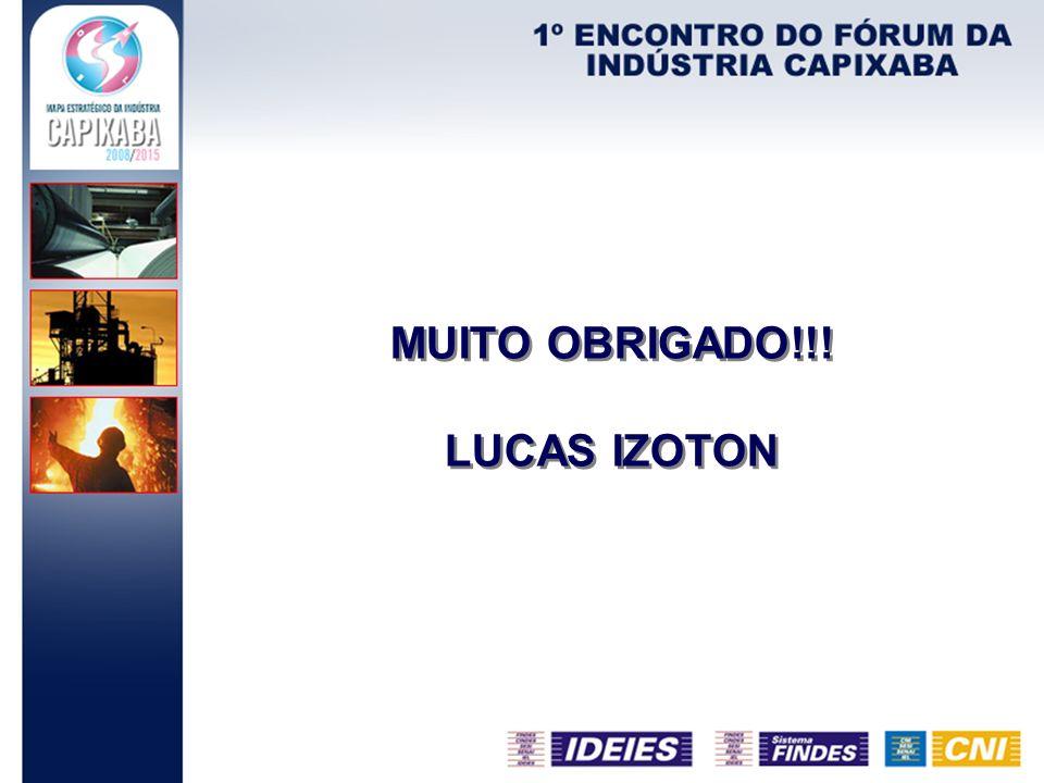 MUITO OBRIGADO!!! LUCAS IZOTON MUITO OBRIGADO!!! LUCAS IZOTON
