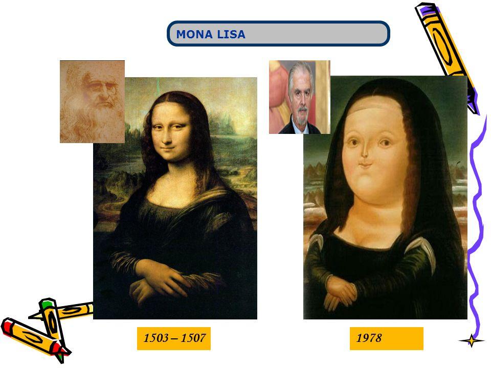 1503 – 15071978 MONA LISA
