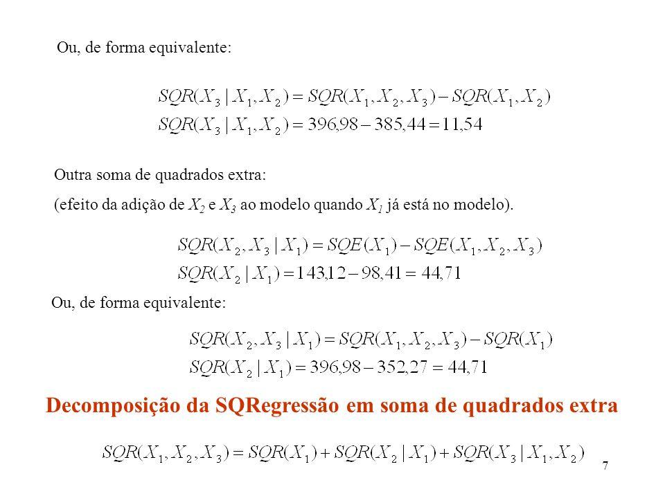 28 O gráfico desta função é uma parábola e denominada de função de resposta quadrática. 00