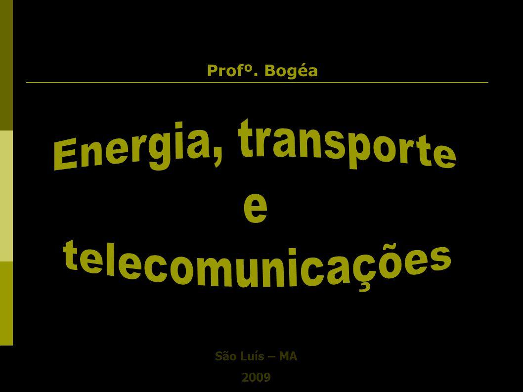 São Luís – MA 2009 Profº. Bogéa