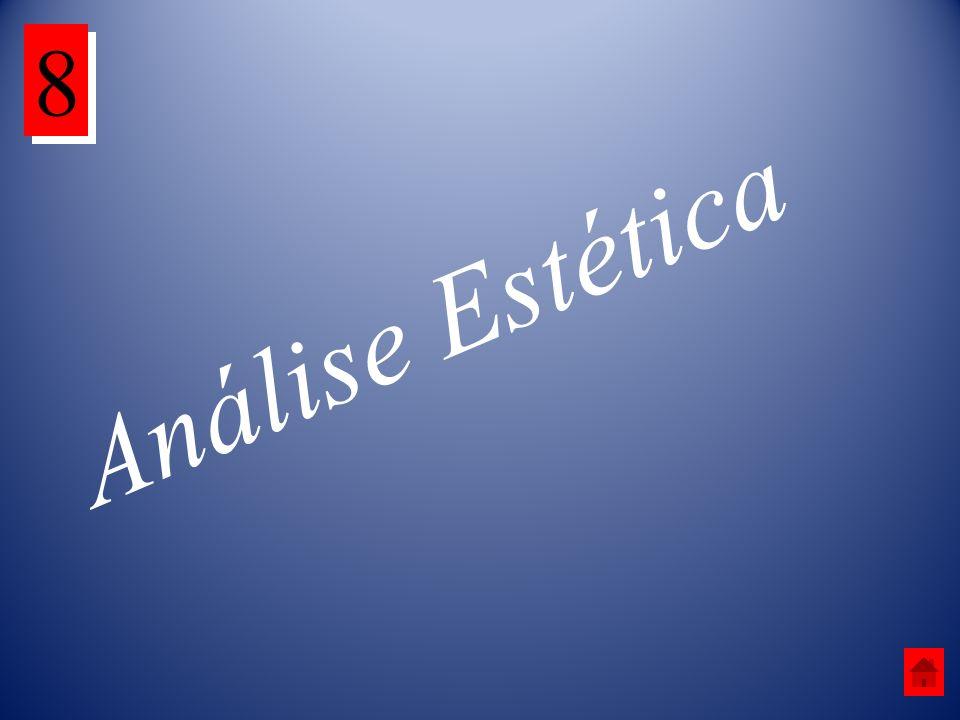 8 8 Análise Estética