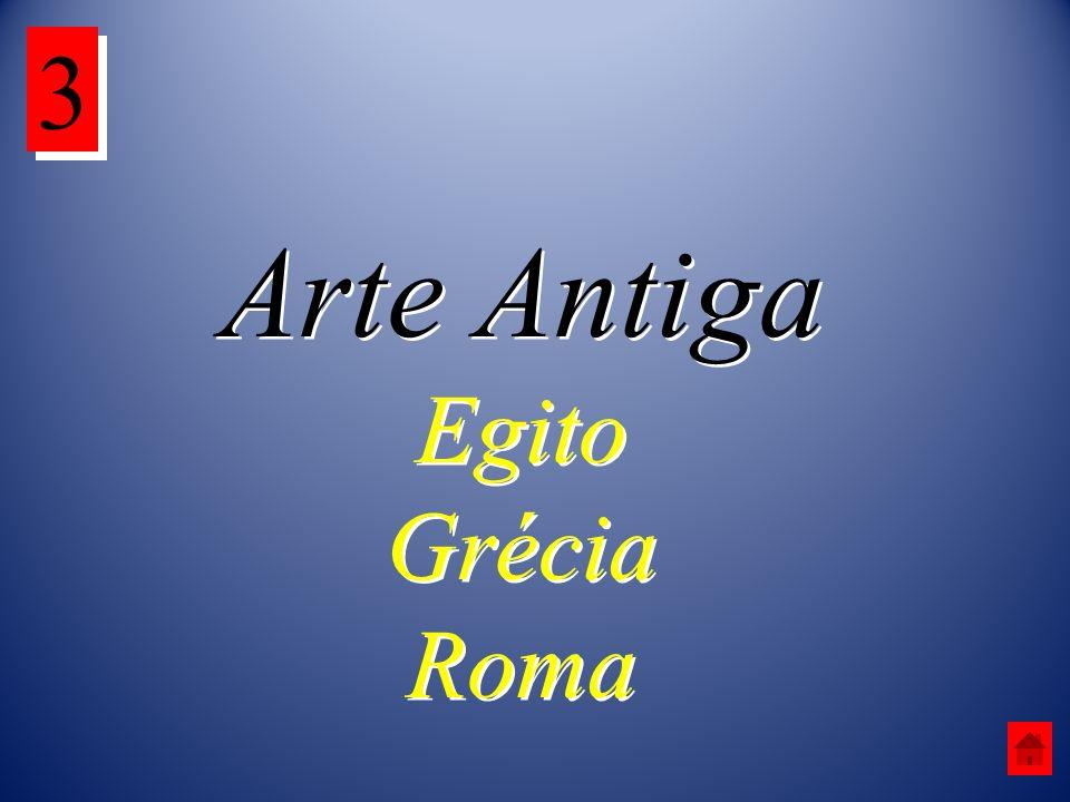 Arte Antiga Egito Grécia Roma Arte Antiga Egito Grécia Roma 3 3