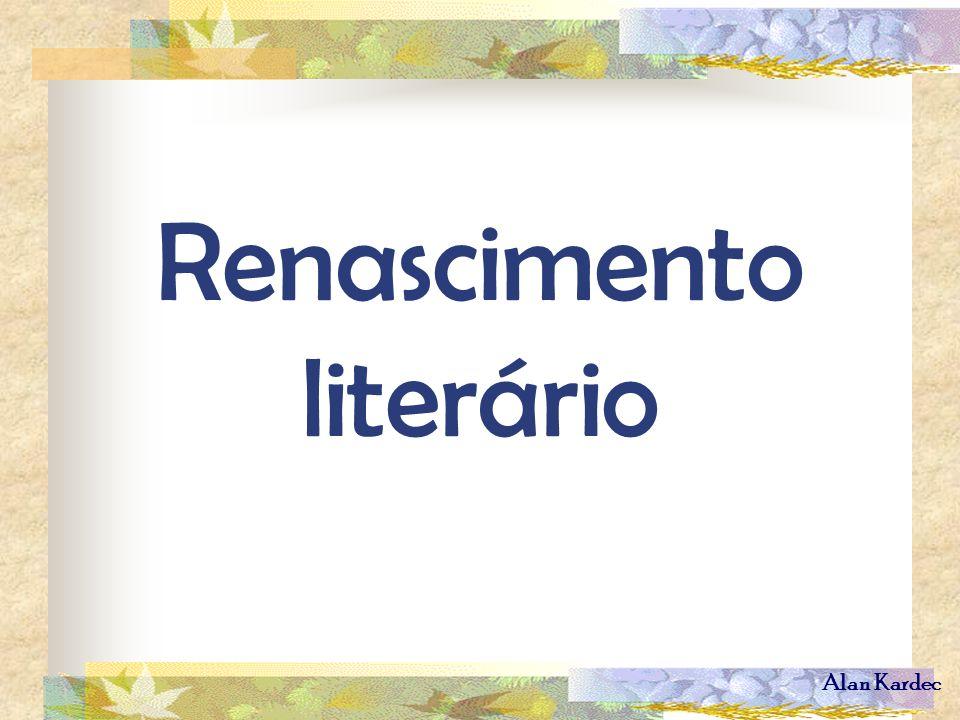 Alan Kardec Renascimento literário