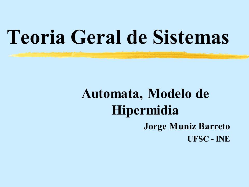 Jorge M. Barreto UFSC-INE Problemas Não Decidíveis zDada uma cfg ou csg, ou tipo 0 provar se L(G) é vazia. zDada uma cfg será que L(G) são todos as se