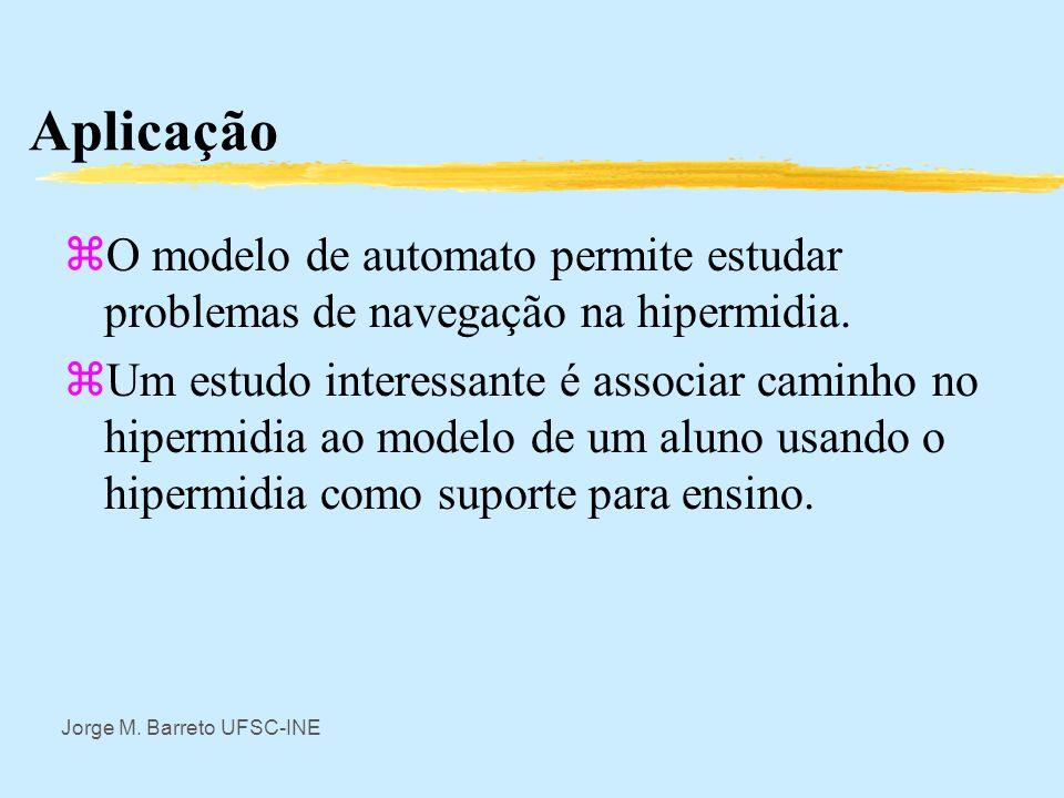 Jorge M. Barreto UFSC-INE Grafo dos nós de informação