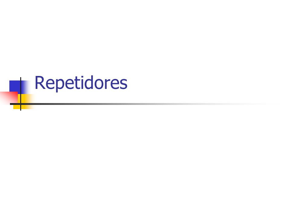 Repetidores