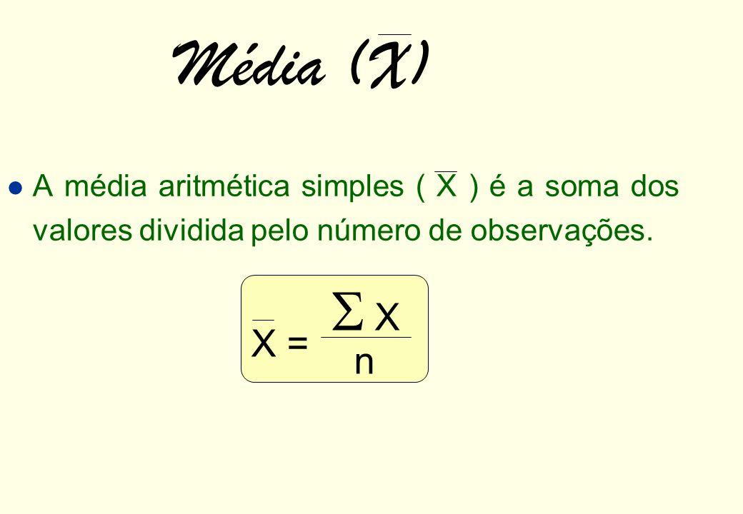 Medidas Descritivas l Existem medidas quantitativas que servem para descrever, resumidamente, características das distribuições. l As mais utilizadas