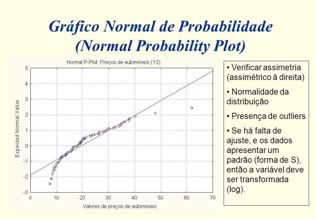 Cálculo dos outliers: Onde Q I é o quartil inferior ou primeiro quartil da distribuição; Q S é o quartil superior ou terceiro quartil da distribuição.