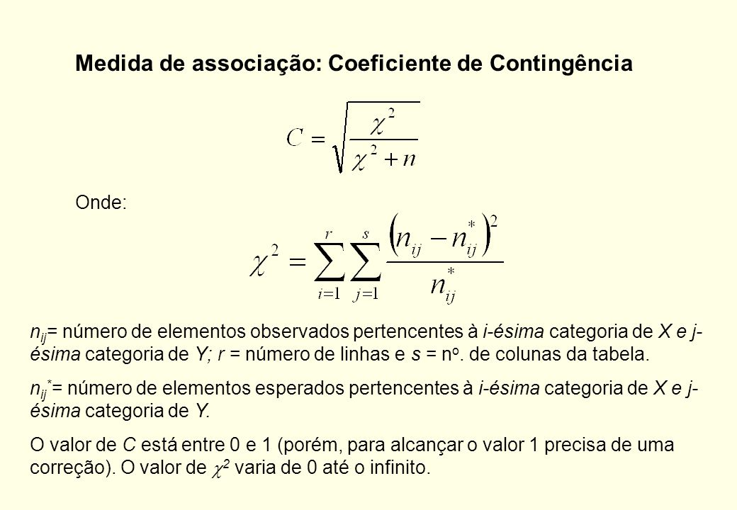 Interpretação: parece que estas duas variáveis estão pouco associadas. 1=feminino 2= masculino