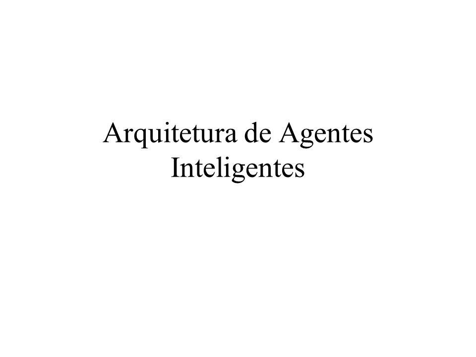 Agentes - Sistemas Multi-Agentes Os agentes se comunicam através de um supervisor, que comunica com os diversos supervisores e seus agentes. Alguns re