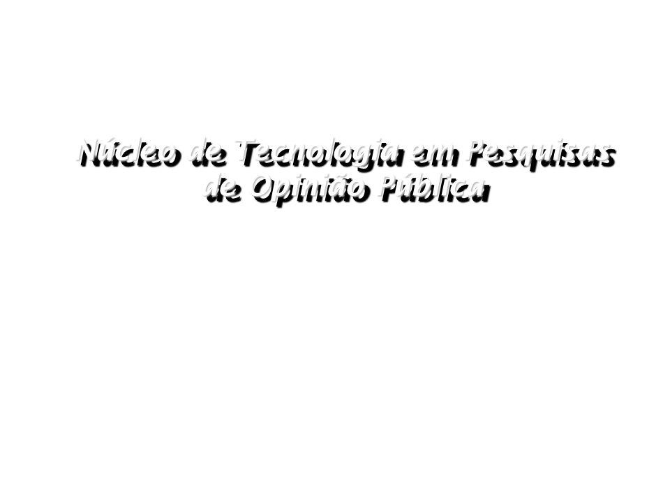Pesquisas Eleitorais Relatório final e análise dos resultados Estrutura Sumário Especificação teórica da pesquisa Tabulação das perguntas Cruzamentos Sugestões Anexos Questionário Instrumental auxiliar de coleta de dados Codificação das perguntas