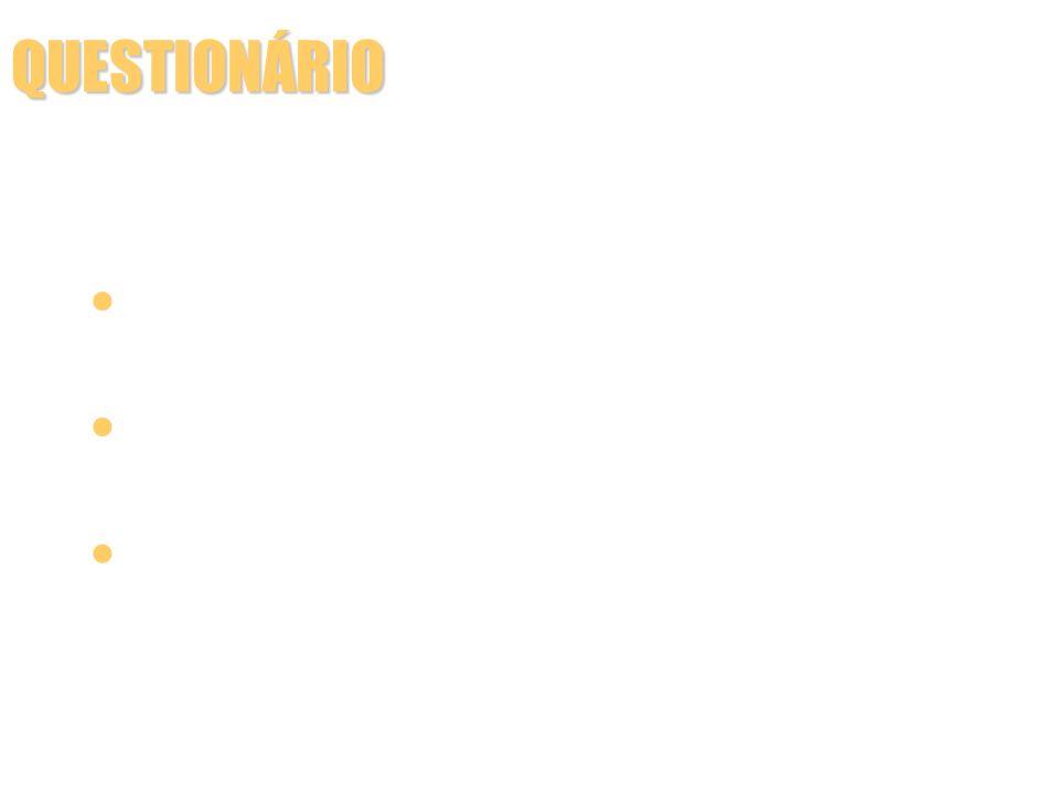 COLETA DE DADOS Cronograma das atividades de coleta de dados Atividade Início/TérminoN° de disponíveis Material para treinamento Treinamento dos entrevistadores Aplicação dos instrumentos Verificação dos instrumentos no campo Verificação do trabalho dos entrevistadores Verificação dos instrumentos no escritório Elaboração do relatório final