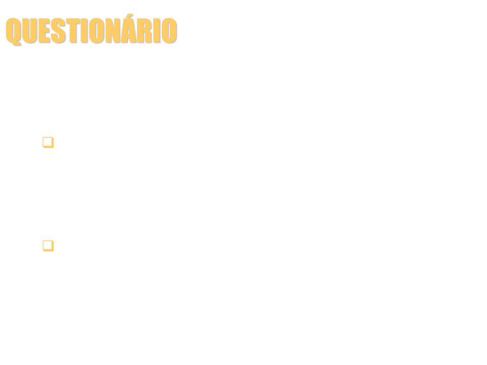 QUESTIONÁRIO - EXEMPLO Eleição para o governo do estado do Rio de Janeiro-1998 Pergunta aberta – intenção de voto espontânea Este ano teremos eleição para governador: se a eleição fosse hoje, em quem o(a) sr.(a) votaria.