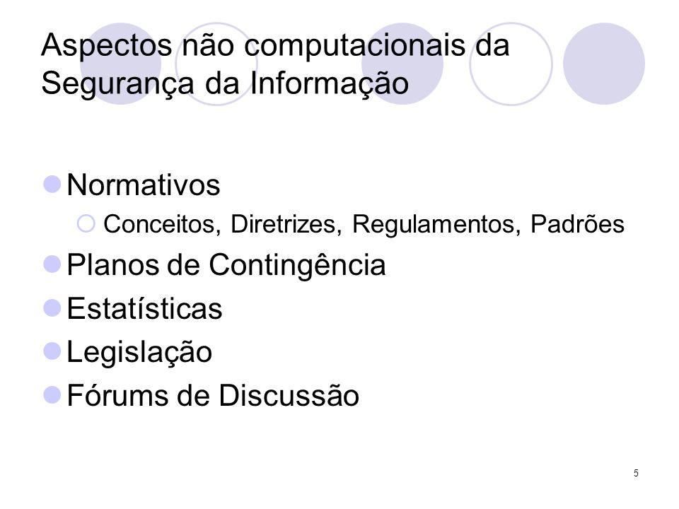 Técnicas envolvendo criptografia Garantia de Confidencialidade Garantia de Privacidade 156
