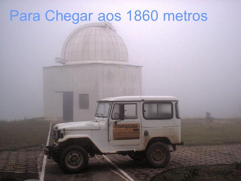 Para Chegar aos 1860 metros
