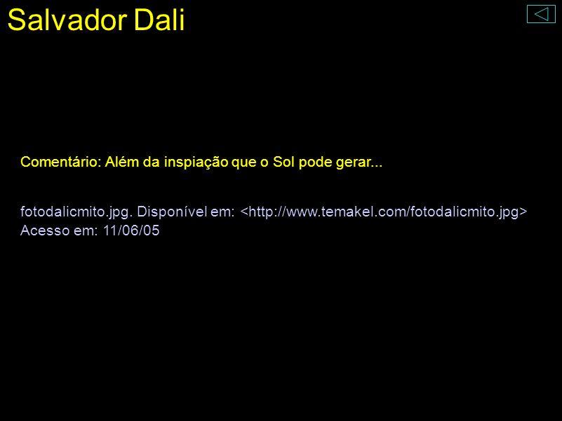 Salvador DalíSalvador Dalí