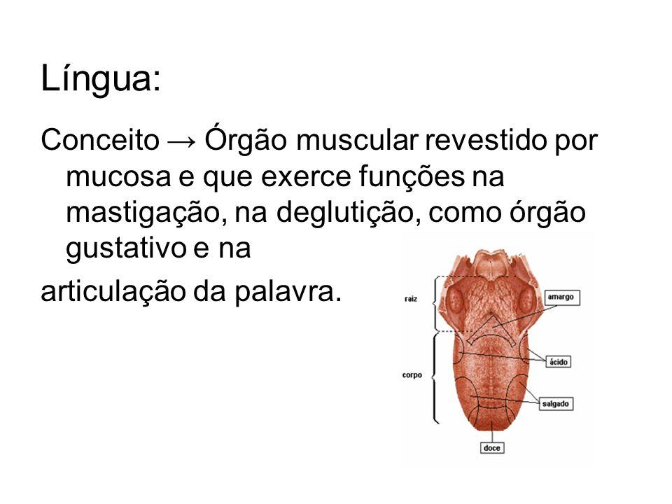 Língua: