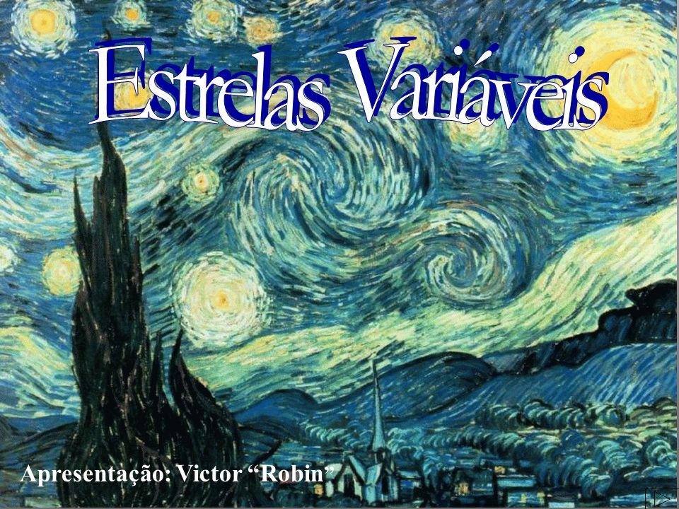Apresentação: Victor Robin