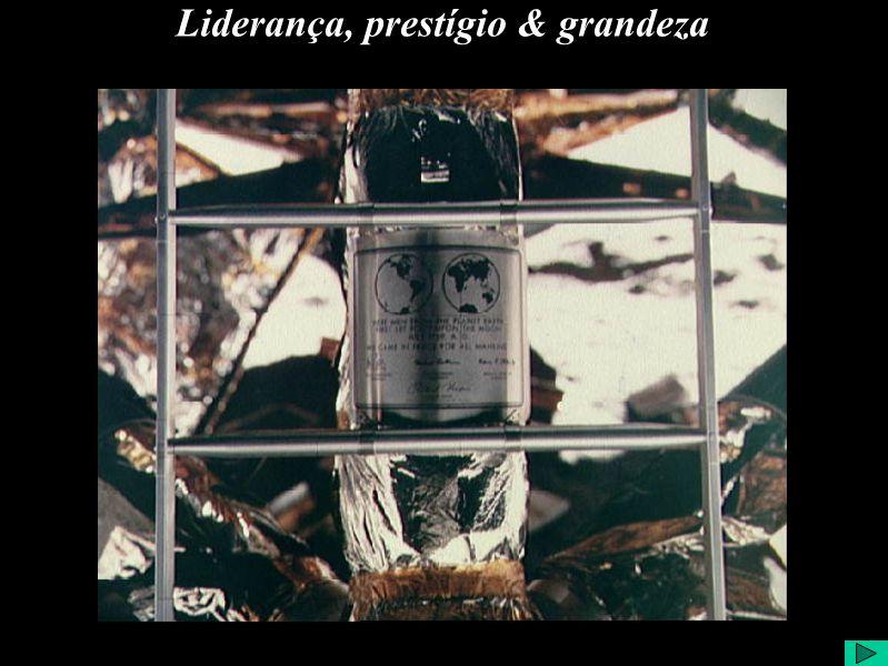 Liderança, prestígio & grandeza