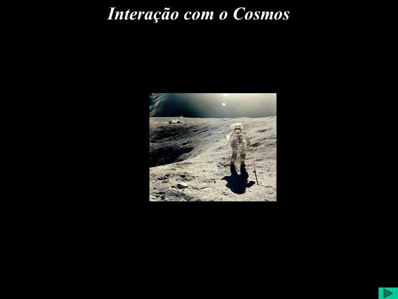 Interação com o Cosmos