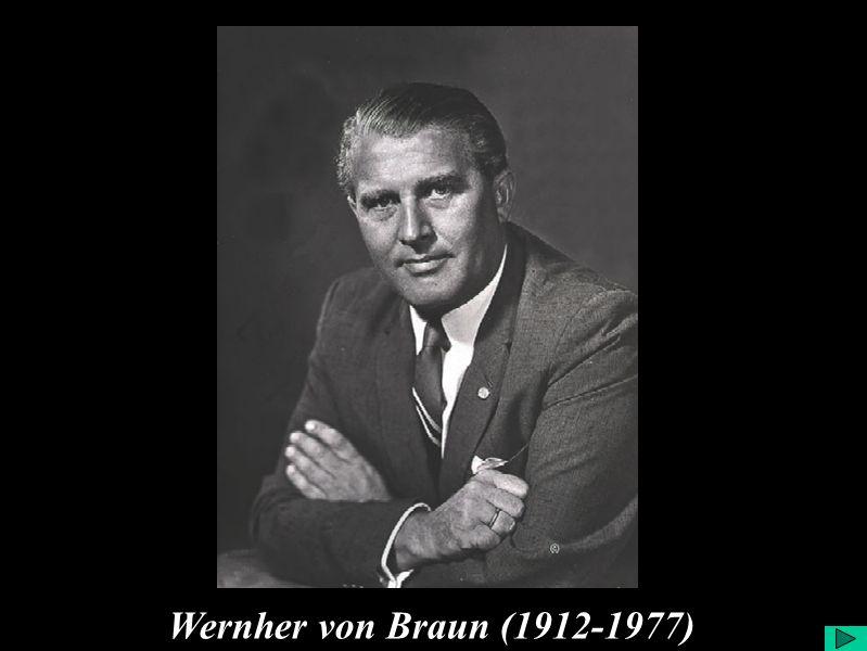 Wernher von Braun (1912-1977)