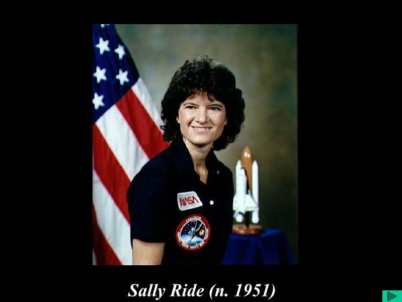 Sally Ride (n. 1951)