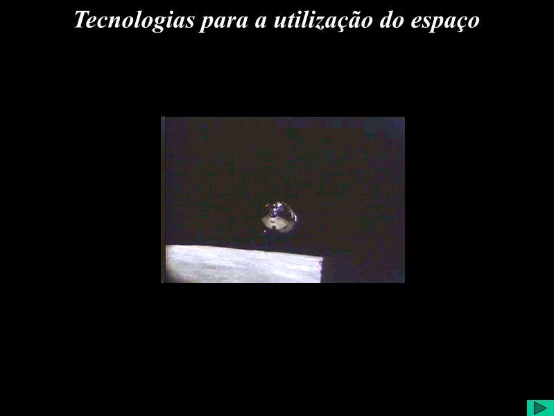 Tecnologias para a utilização do espaço