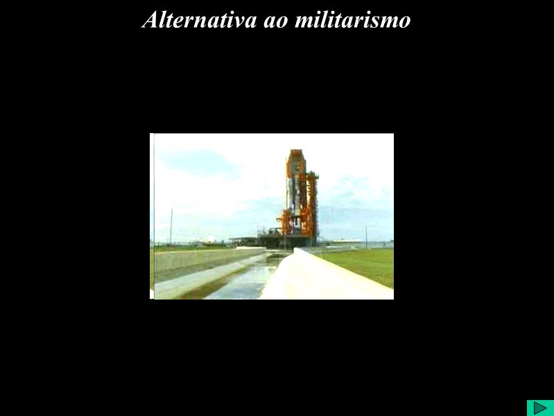 Alternativa ao militarismo