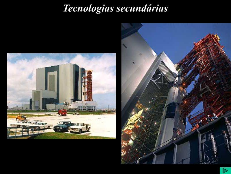 Tecnologias secundárias
