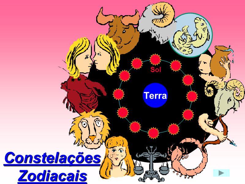 Constelações Zodiacais Terra Sol