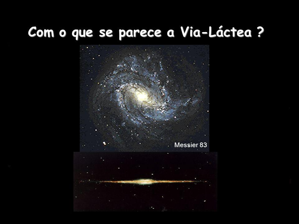BOJO DISCO HALO A estrutura da Via-Láctea