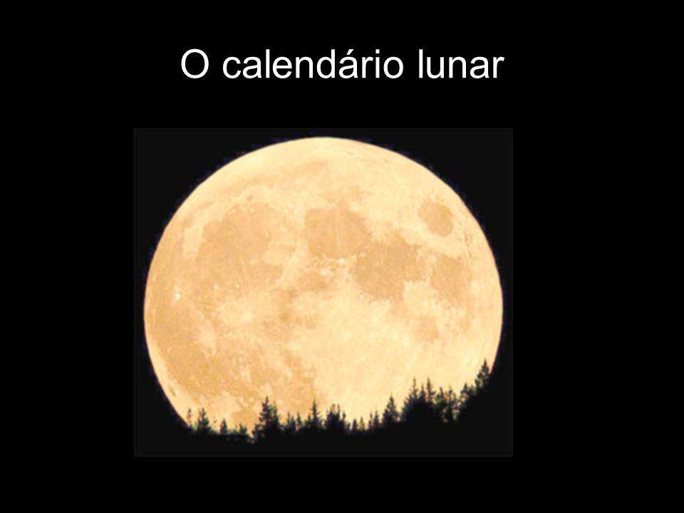 O calendário lunar