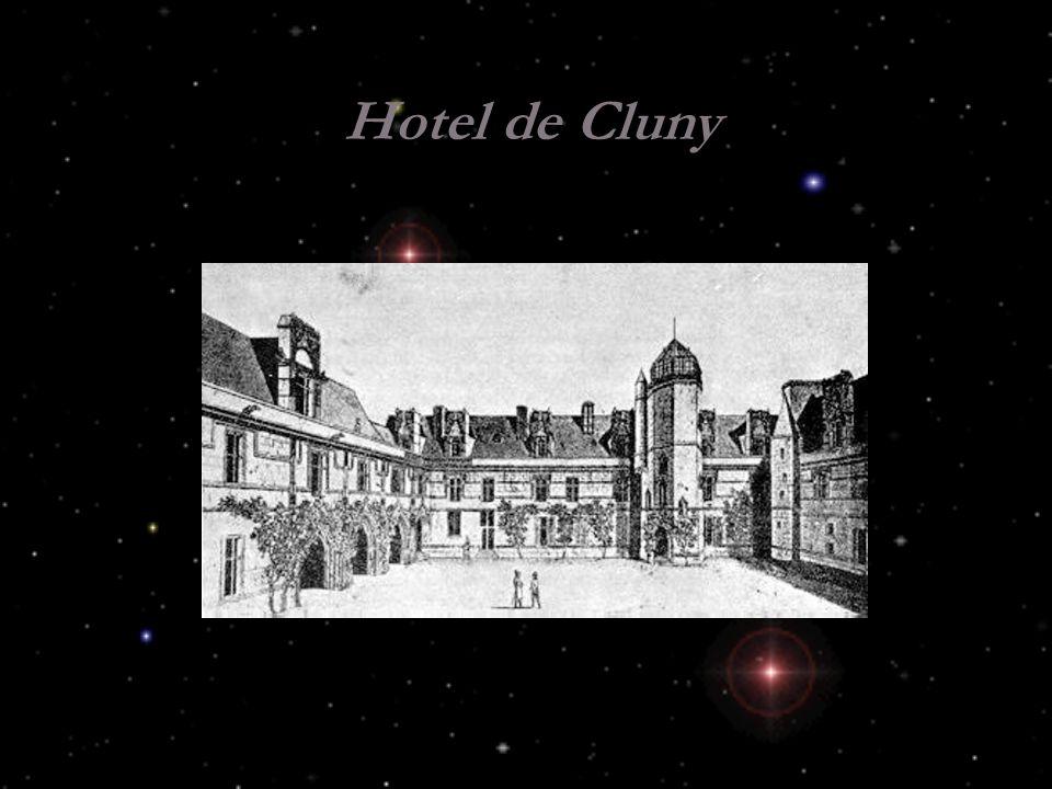 Hotel de Cluny