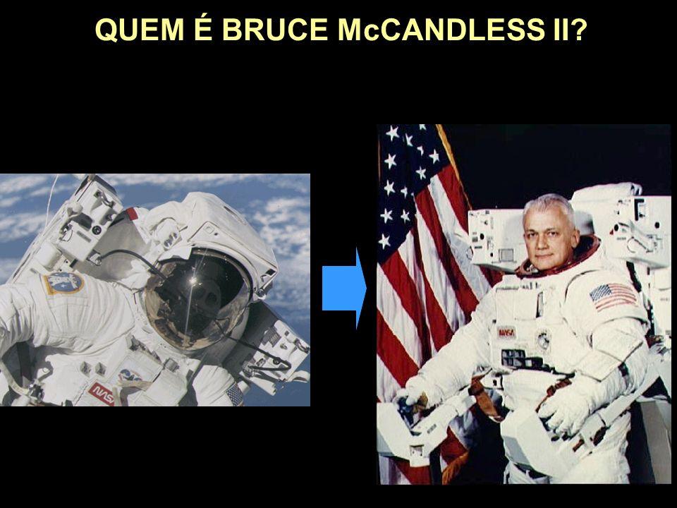QUEM É BRUCE McCANDLESS II?